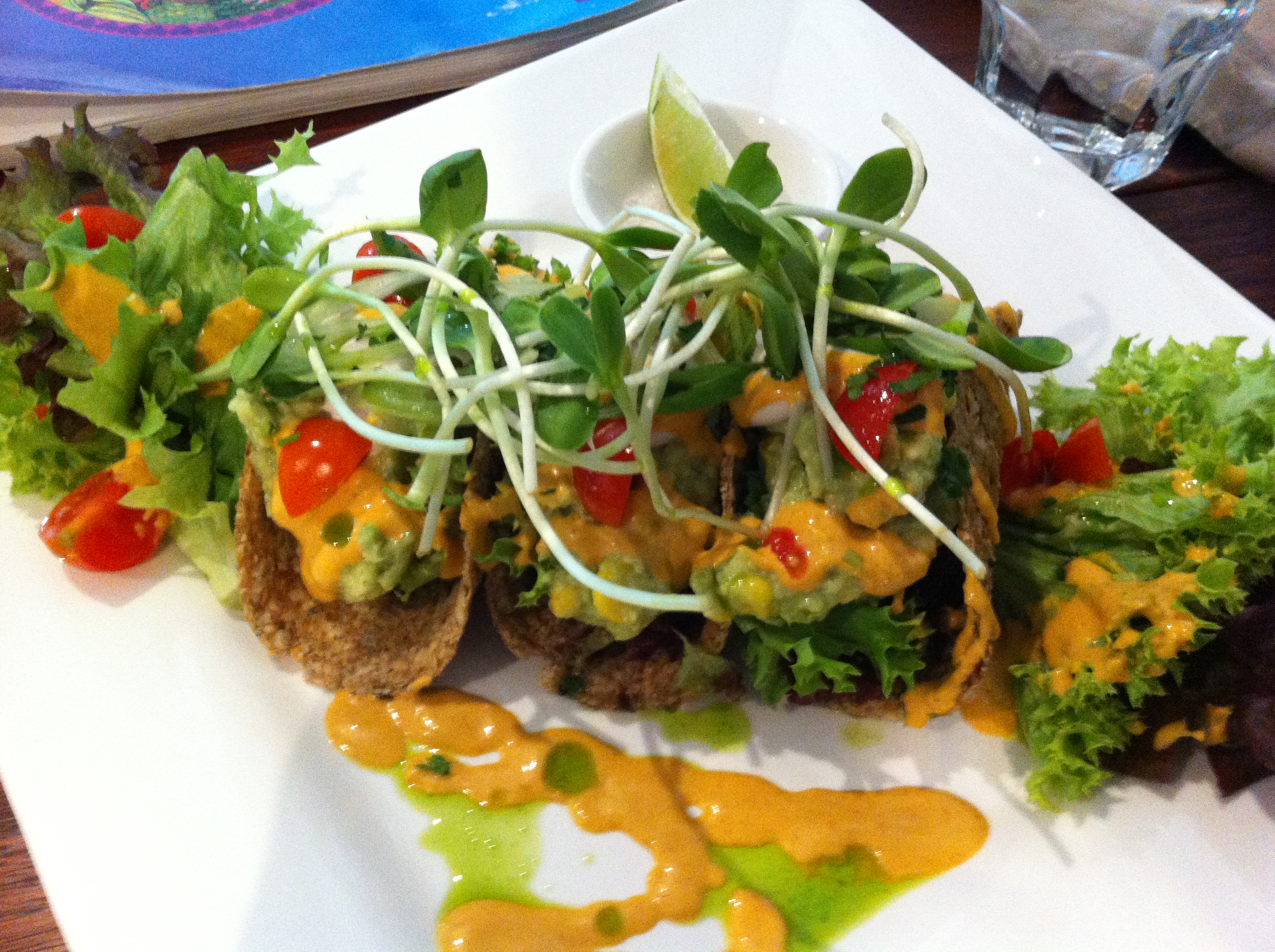 Welcome to larissa 39 s blog spot smile for 118 degrees raw food cuisine